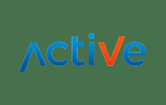 active логотип